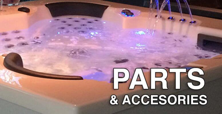 Hot tubs parts, accessories and furniture
