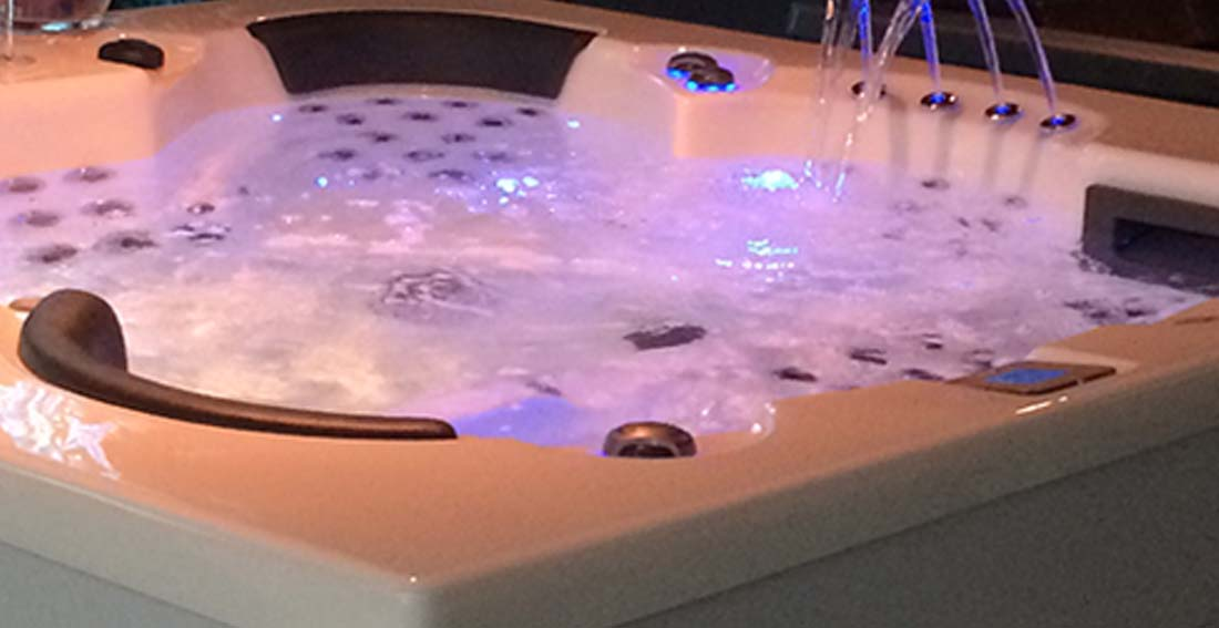 Hot tub parts by Saturn Spas UK